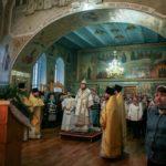 Архиерейское богослужение в Сатке