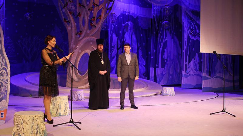 Рождественские елки губернатора Челябинской области прошли в Златоусте и Сатке