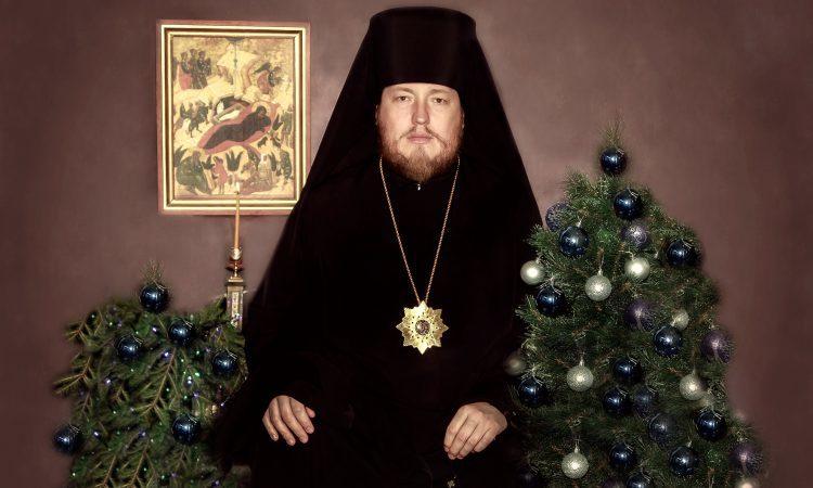 Рождественское послание епископа Златоустовского и Саткинского Викентия